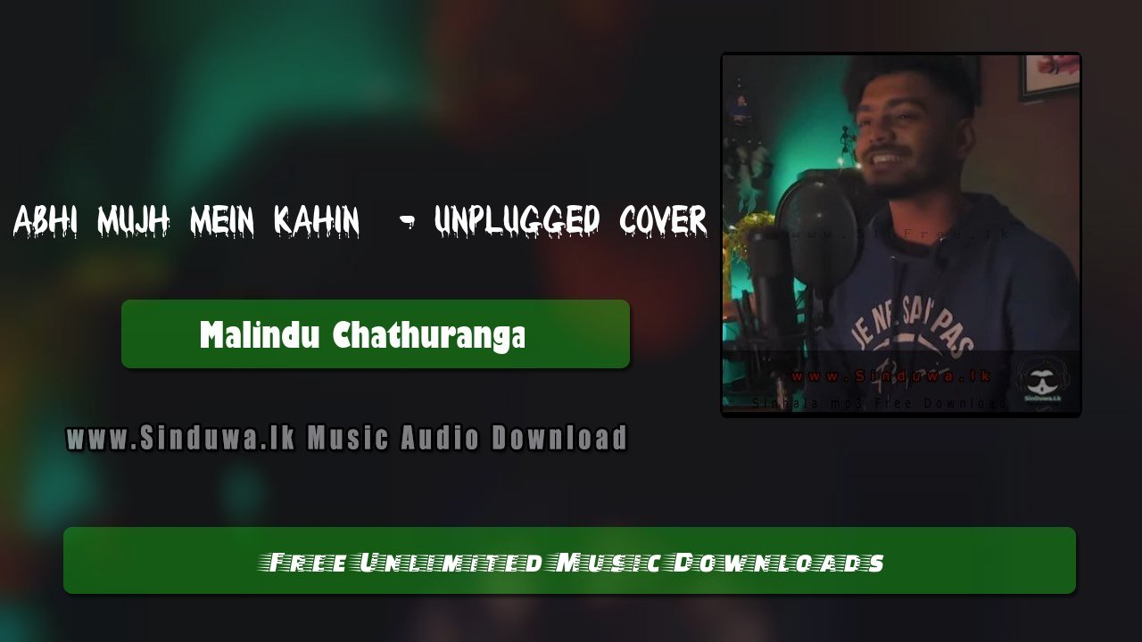 Abhi Mujh Mein Kahin  - Unplugged Cover