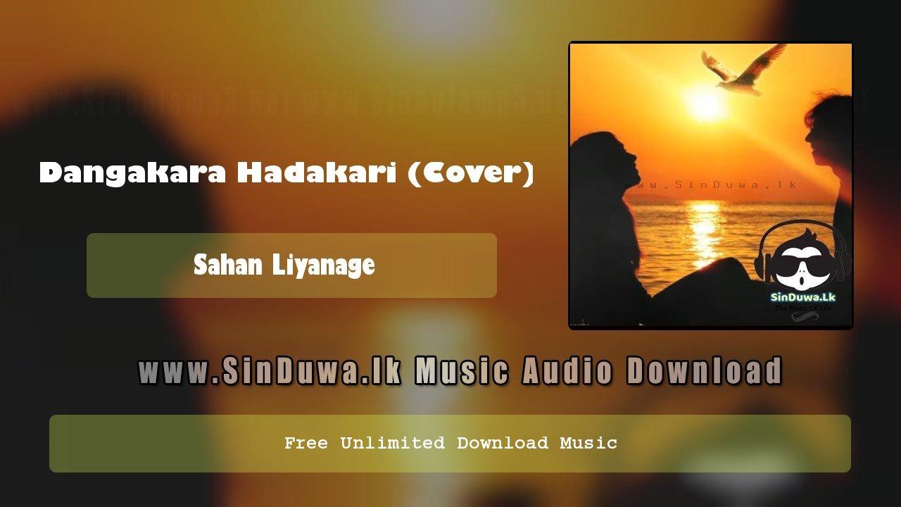 Dangakara Hadakari (Cover)