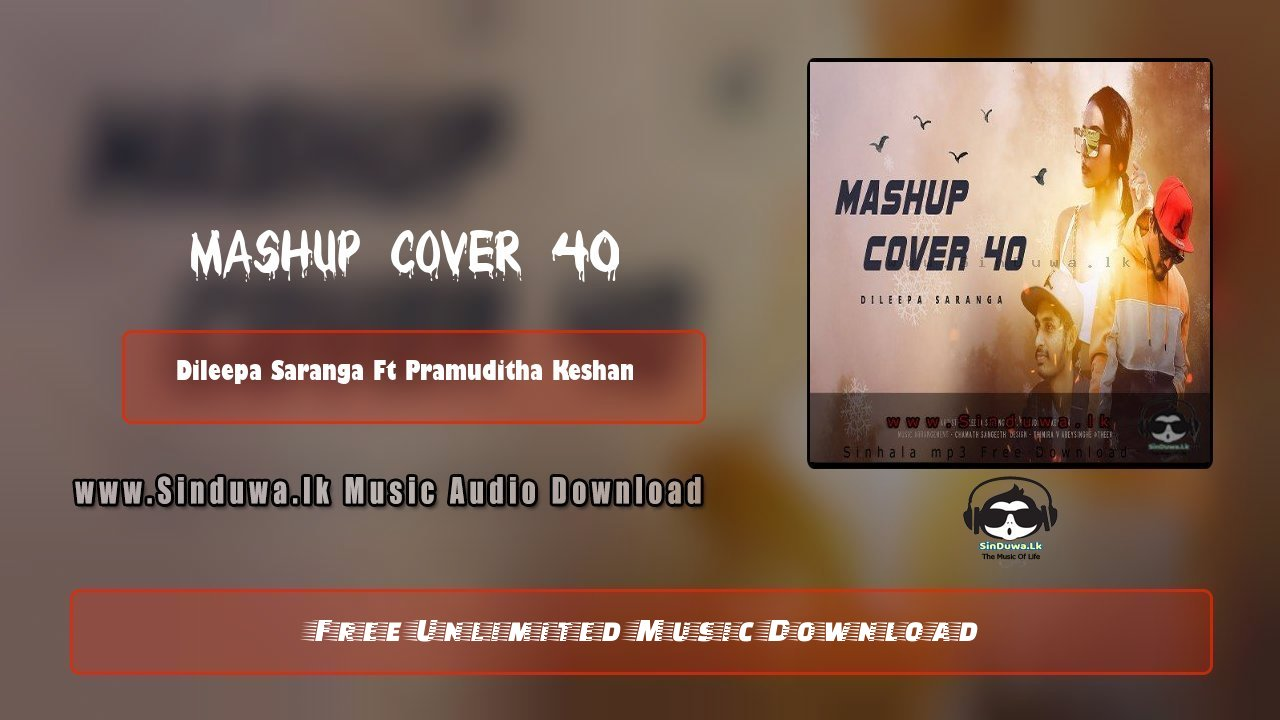 Mashup Cover 40