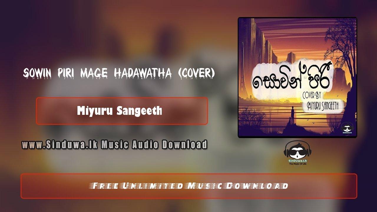 Sowin Piri Mage Hadawatha (Cover)