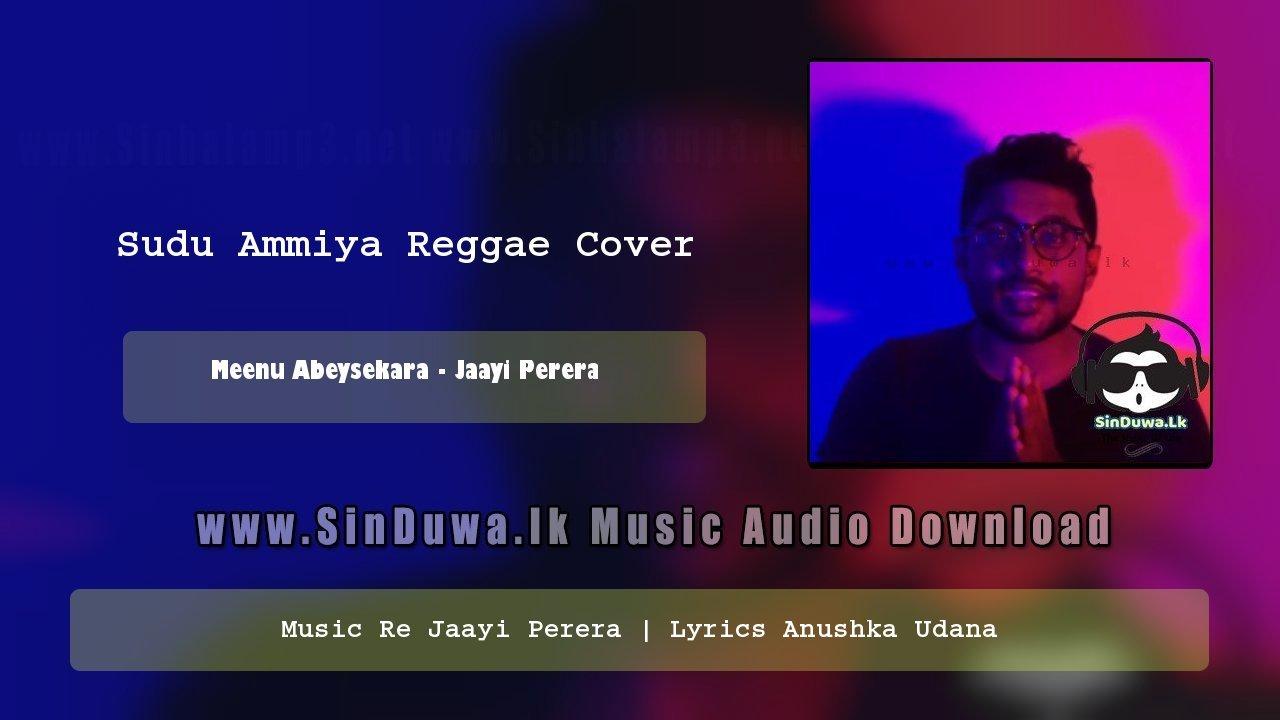 Sudu Ammiya Reggae Cover