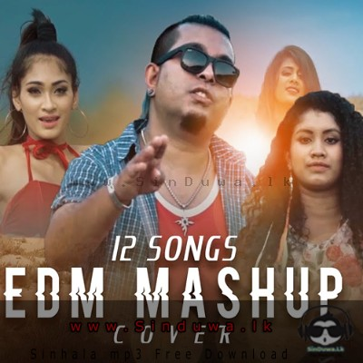 12 Songs Mashup Cover - Deshan Fernando Ft Sithumini Perera